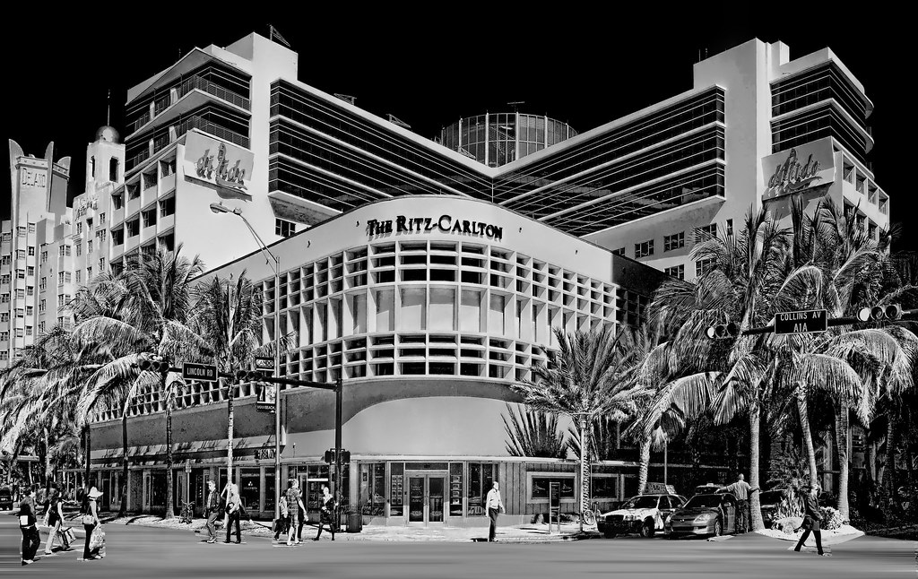 The Ritz Carlton South Beach 1 Lincoln Road Miami Beach Flickr