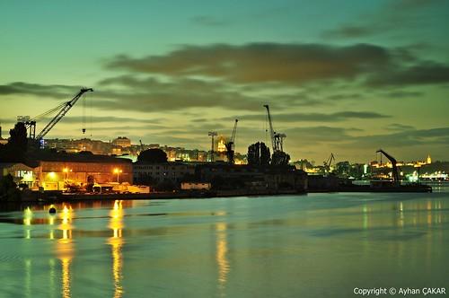 longexposure sunrise twilight türkiye istanbul goldenhorn turkei haliç uzunpozlama cityscapephotography oldgalatabridge eskigalataköprüsü sugraphic tanvakti yenitürkiye ayhançakar newturkei nationalsugraphic