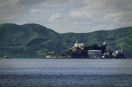 Alcatraz Island & Marin Headlands