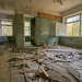 Pripyat Police Station and Jail (Chernobyl Exclusion Zone)