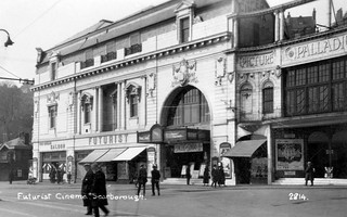 Futurist and Palladium Picture House | by storiesfromscarborough