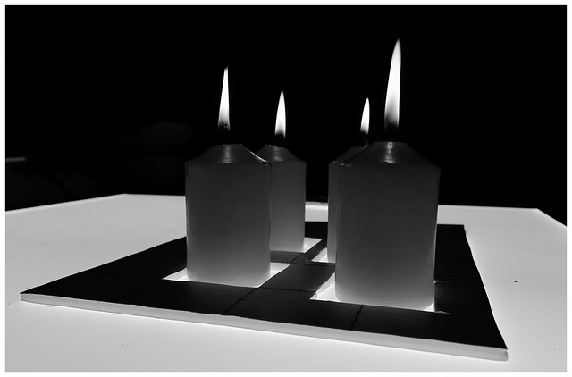 A cuatro velas