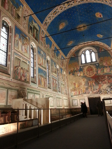 Cappella degli Scrovegni | by Padova Convention & Visitors Bureau
