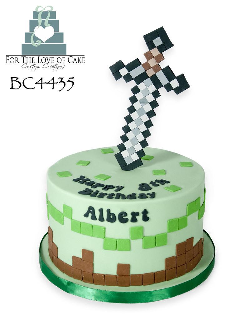 Surprising Bc4435 Zelda 8Bit 8 Birthday Cake Toronto For The Love Of Cake Funny Birthday Cards Online Elaedamsfinfo