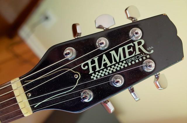1981 Hamer Special, September 20, 2015