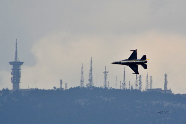 Hellenic Air Force F-16 Demo Team