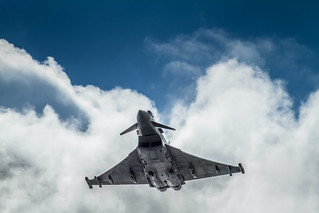The Eurofighter Typhoon | by Geoff Moore UK