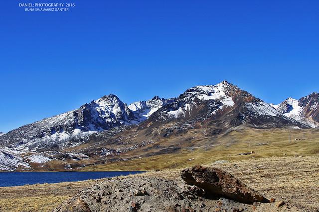 Charquini, Andes de La Paz