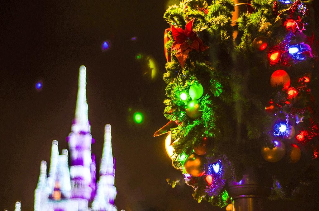 Blur castle wreath