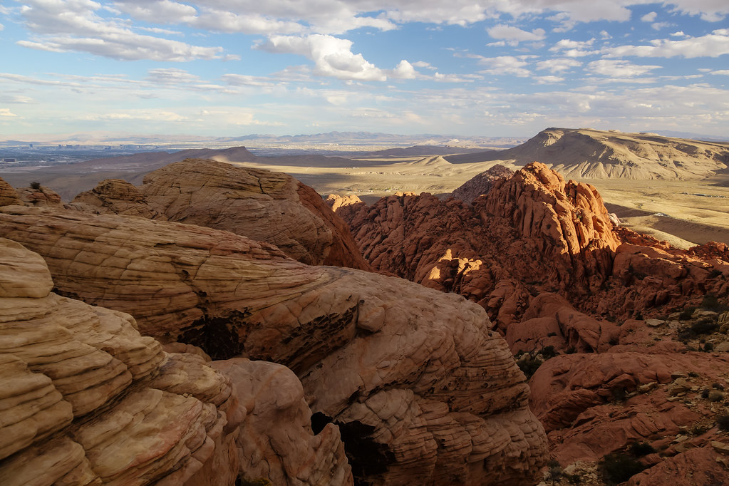 Calico Tanks, Red Rock Canyon National Conservation Area