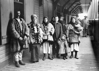 Galician immigrants / Immigrants galiciens