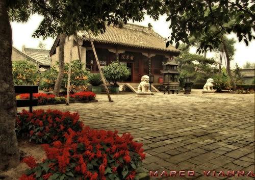 The Dule Temple, Jixian - Tianjin