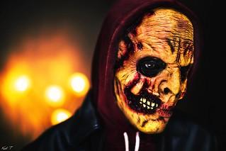 My zombie buddy
