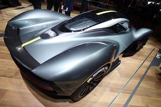 Aston Martin 2017 Valkyrie