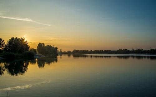 sunset landscapes lakes croatia hrvatska nikond600 zaprešić nikkor2485284 zajarki lakezajarki