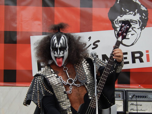 Toronto - Kiss Tribute band