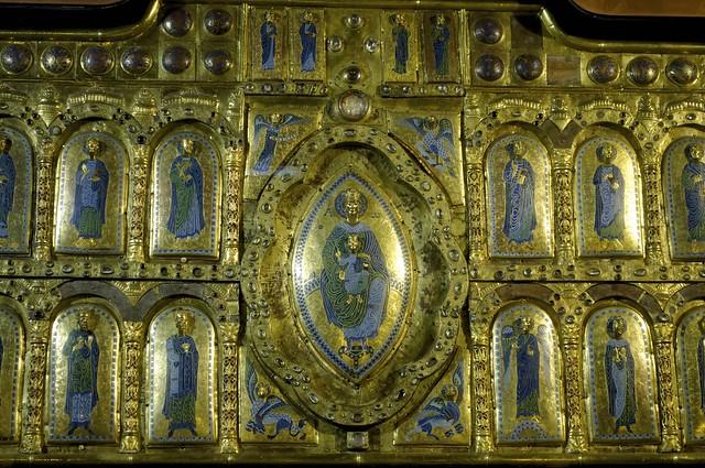 Santuario de San Miguel de Aralar. Huarte-Araquil (Navarra)