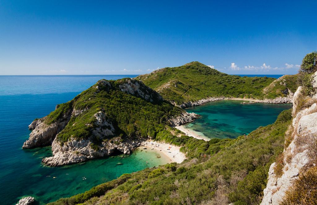 Porto Timoni | Forse la spiaggia più bella di tutta Corfù. C… | Flickr