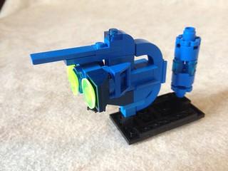 Ijad Zero-G Lab and Tug | by RenegadeGinger