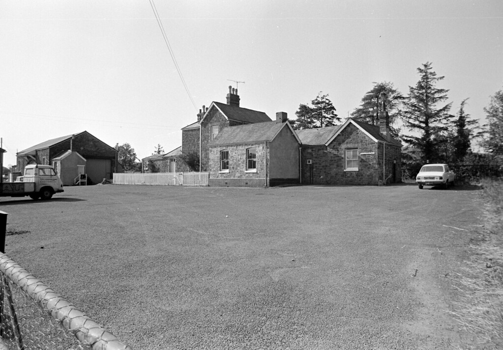 South Molton Police Station © Roger Cornfoot :: Geograph