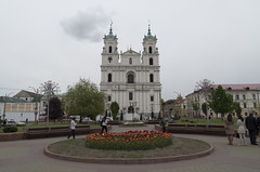 St. Francis Xavier Cathedral, Grodno