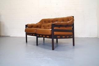 Bankstel Design Bank.Vintage Arne Norell Bank Sofa Jaren 50 60 Bankstel Deens D Flickr