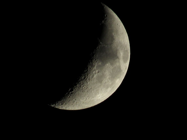 Mesec / Moon
