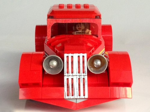 ZZ Top Eliminator Hot Rod LEGO MOC | by j-p-30