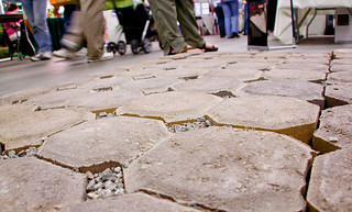 Permeable pavers porous-living green | by MN Pollution Control Agency