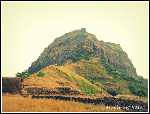 Bale Killa, Rajgad | by wanderingjatin