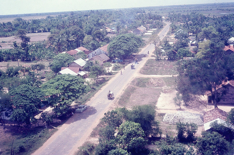Gò Dầu Hạ (Tây Ninh) 1966-67 - Photo by William A. Wilde (5)