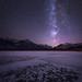 Vermillion Winter Nights by mitalpatelphoto