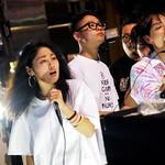 2015.10.2|安倍政権NO!1002大行進|日比谷公園〜銀座|Anti-PM Abe march in Tokyo, 2015/10/2.