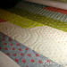 Some longarm sewing