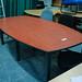 Cherry boardroom table