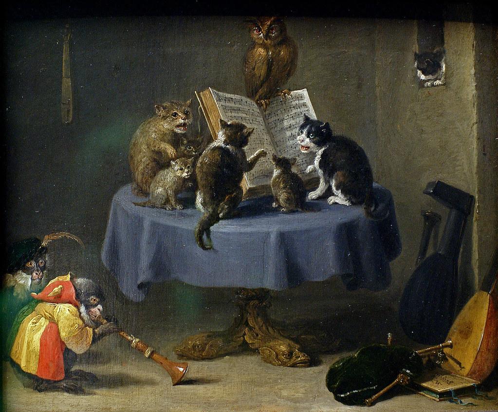 Katzenkonzert