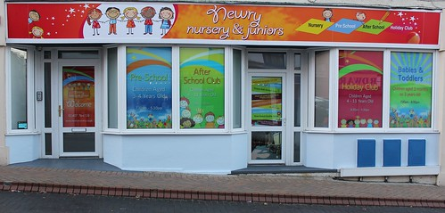Newry Nursery & Juniors Exterior