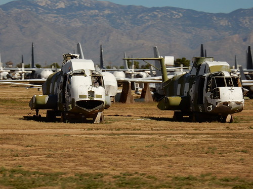 Pima Air-Space museum - Boneyard - 2
