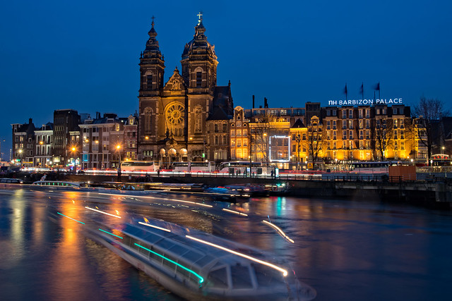 Basilica of St. Nicholas Amsterdam