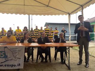Presentazione squadra di rugby Giarole   by flavagno