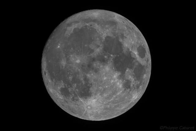 Super Moon November 2016.