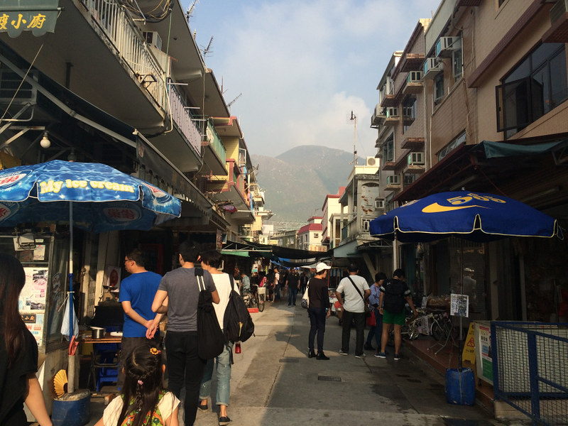 Tang, Christine; Hong Kong - A Visit to a Fishing Village (2)