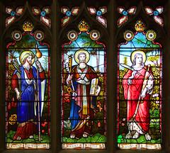 St James, St Peter, St John (Ward & Hughes)