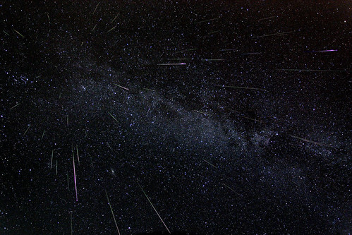 Perseid Meteor Shower TONIGHT! | by NASA's Marshall Space Flight Center