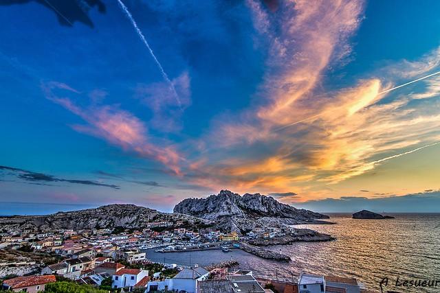 AL-Les Goudes -Marseille