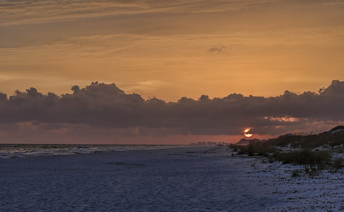 sunset beach gulfofmexico clouds sand florida dunes destin seaoats graytonbeachstatepark sonya7ii