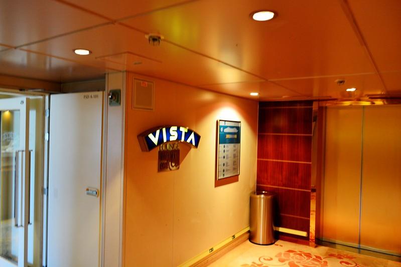 Vista Lounge - Visite du paquebot AMADEA - Bordeaux, 16 septembre 2015