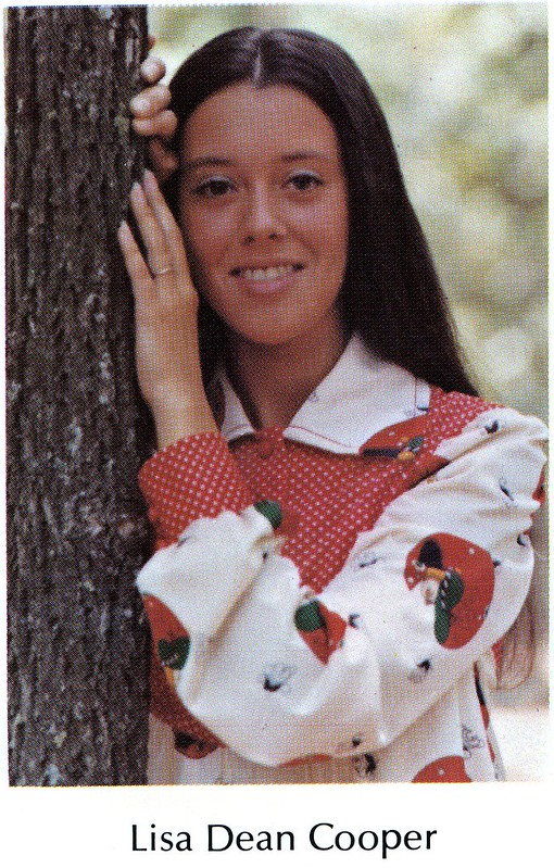 South Seniors 1975113 Lisa Dean Cooper