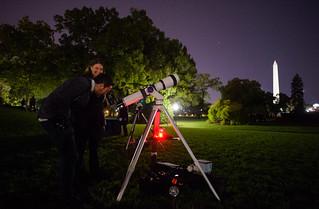 White House Astronomy Night (NHQ201510190019) | by NASA HQ PHOTO