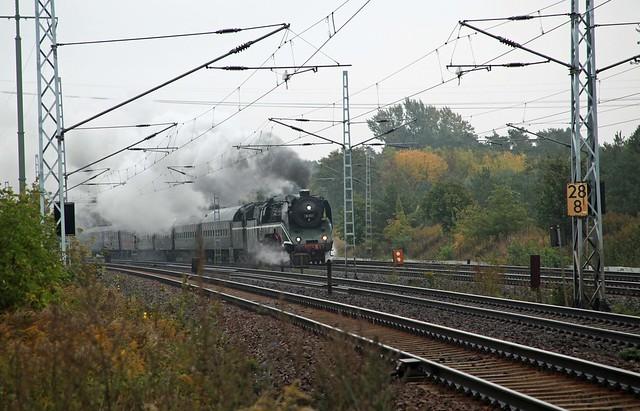 Dampflok 18201 berlin